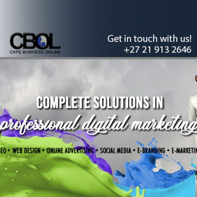 Cape Business Online (Pty) Ltd.