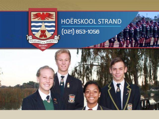 Strand High School